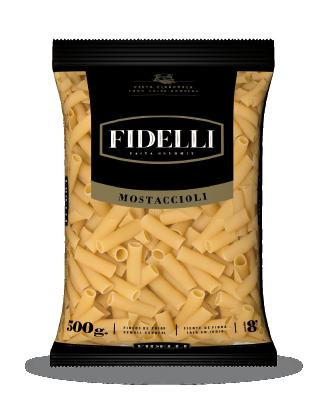 Pastas Secas<br> Mostaccioli